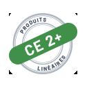 Marquage CE2+ produits  de structures linéaires en béton